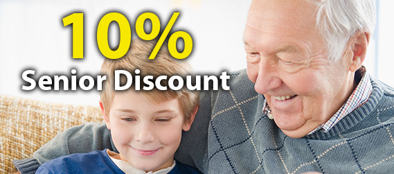 10% Plumbing Senior Discount when you call a Jetset Darling Point plumber